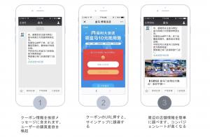 WeChat:小売店での公式アカウント事例