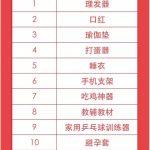 コロナウイルス期間中、中国で最も売れた商品TOP10位とは?